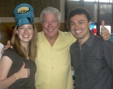 meeting huell howser at los angeles' train day at union station