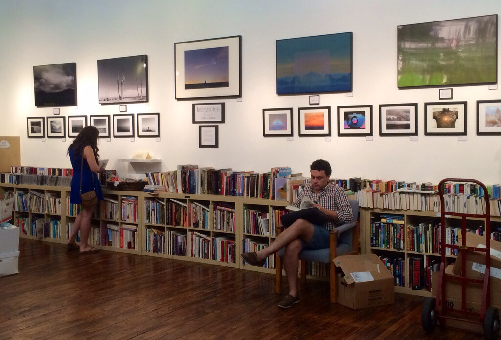 the claremont forum bookshop and gallery