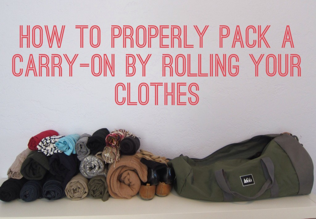 how-to-pack-a-carry-on-by-rolling-clothes