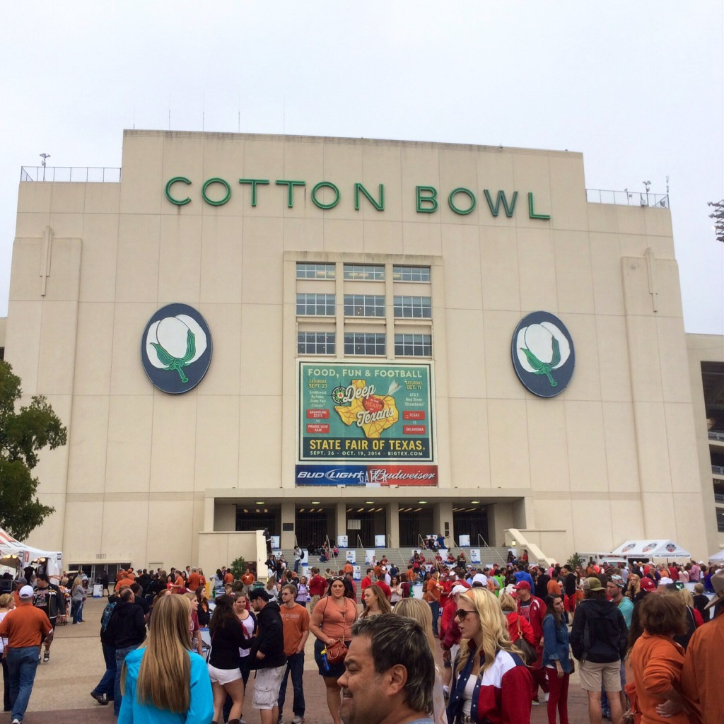 the cotton bowl