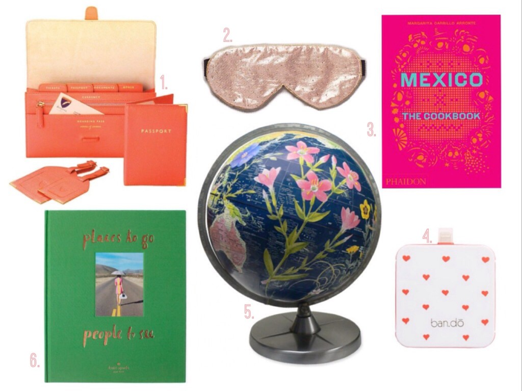 travel-themed valentine's day gifts for women
