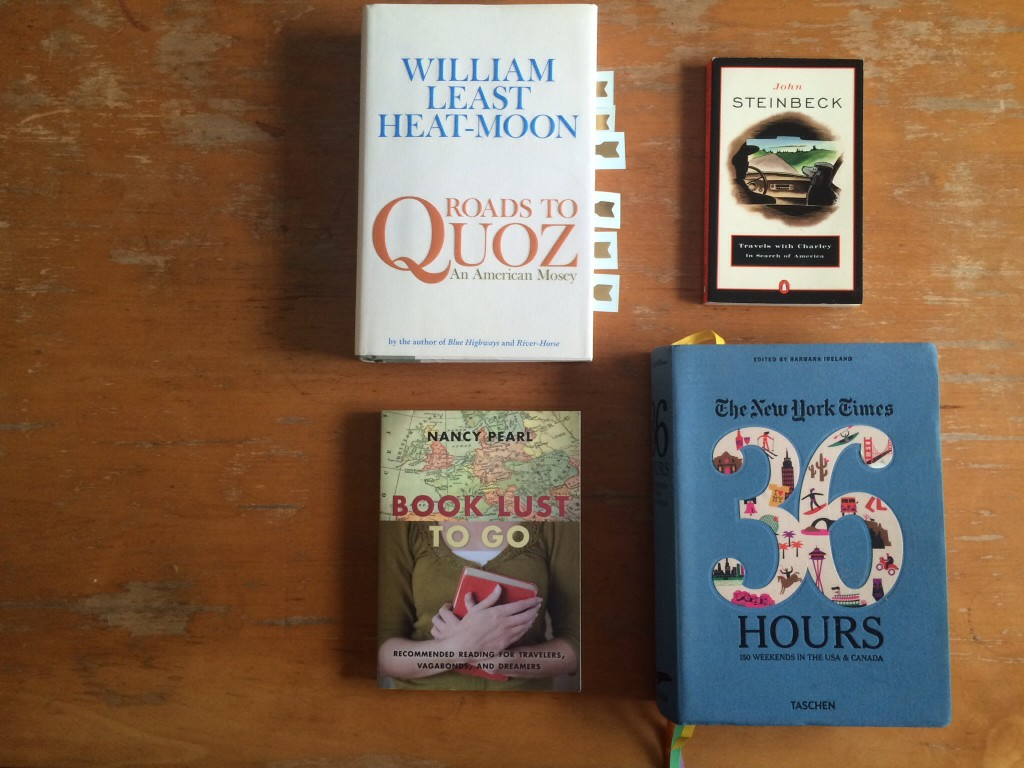 upcoming road trip reads