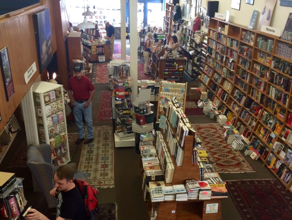 square books in oxford, mississippi