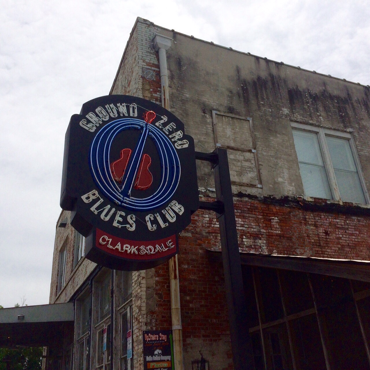 with only 18,000 residents, clarksdale, mississippi is the blues capital of the world